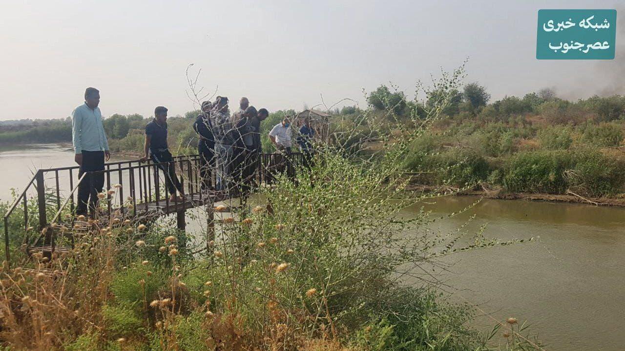 غرق شدن 4 عضو یک خانواده در رودخانه بامدژ اهواز/ نجات 2 نفر