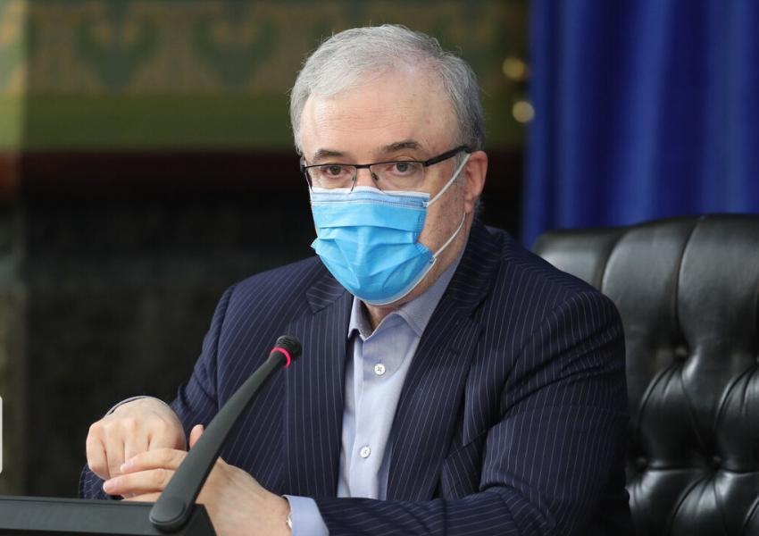 وزیر بهداشت: هیچ جای دنیا رهبری به فرزانگی ما نداشت
