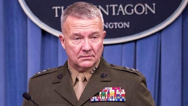فرمانده سنتکام: آمریکا هرگز به رویارویی نظامی با ایران کشیده نخواهد شد