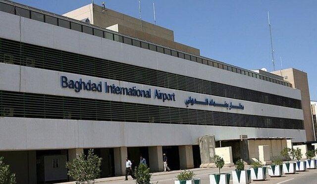 حمله راکتی به پایگاه نیروهای آمریکایی در اطراف فرودگاه بغداد