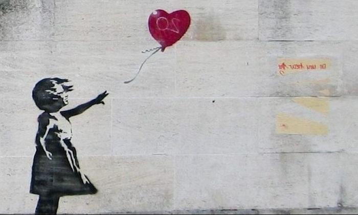 بنکسی؛ جنجالیترین هنرمند خیابانی جهان