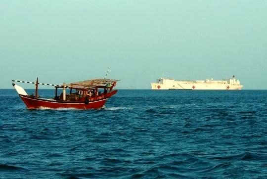 توقیف ۹ شناور صیادی در بوشهر به دلیل صید غیرمجاز