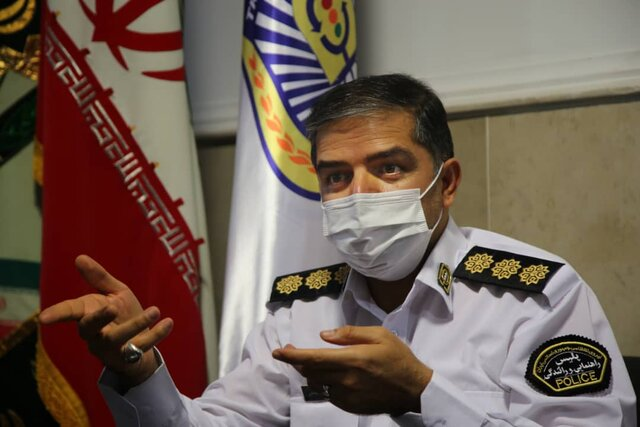 جریمه بیش از ۶۲۰هزار خودرو در ساعات منع تردد شبانه تهران