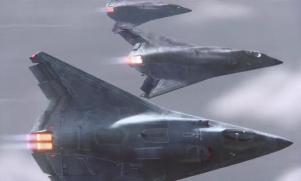 اطلاعاتی از نسل بعدی جت جنگنده نیروی هوایی ارتش آمریکا(+عکس)
