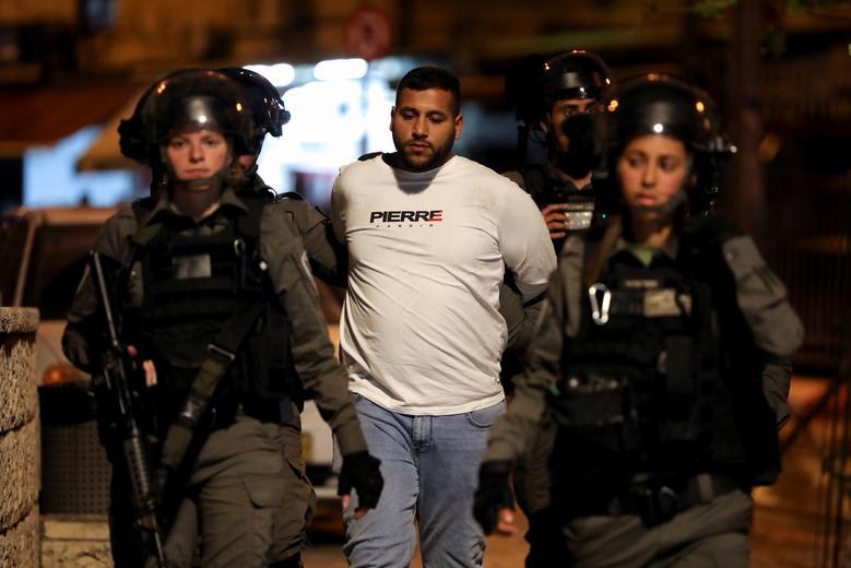 درگیری اسرائیل با فلسطینه