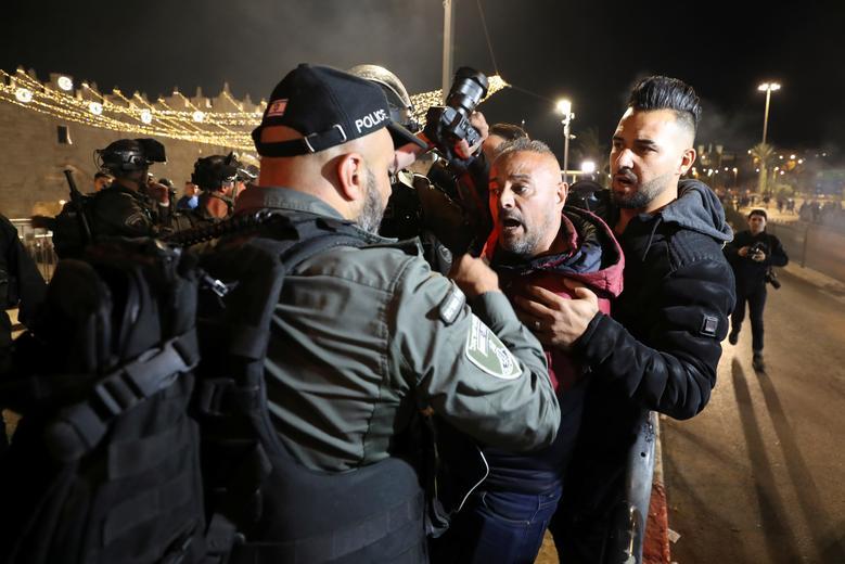 درگیری اسرائیل با فلسطین