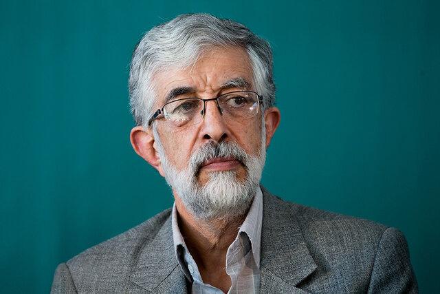 دیدار حداد عادل با جمعی از علمای قم در زمینه انتخابات