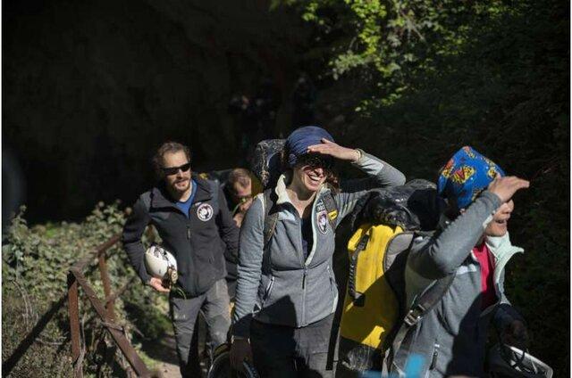 خروج از غار