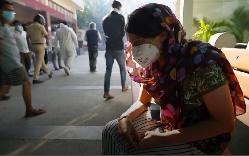 بازار سیاه تجهیزات کرونایی در هند