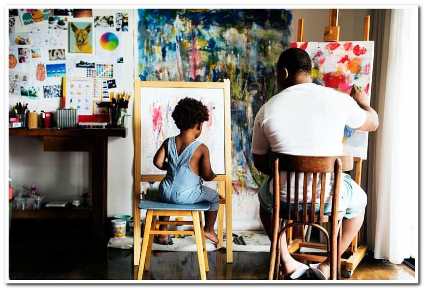 چگونه روشهای هنر درمانی به افراد در هر سنی کمک کند؟