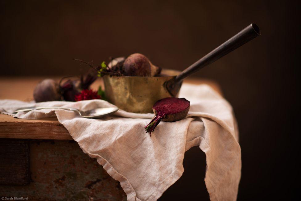 برنده جایزه عکاسی دانشجویی جشنواره عکاسی غذا