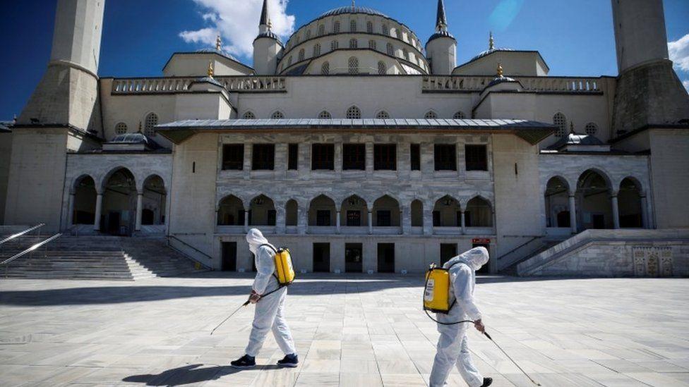 تعطیلات کرونایی ترکیه