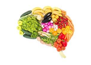 تغذیۀ سالم برای مغز