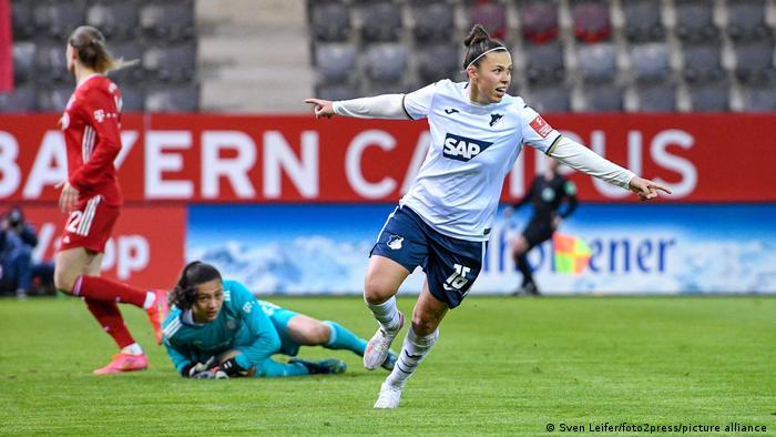 آلمان؛ تلاش زنان برای عدالت جنسیتی در فوتبال حرفهای