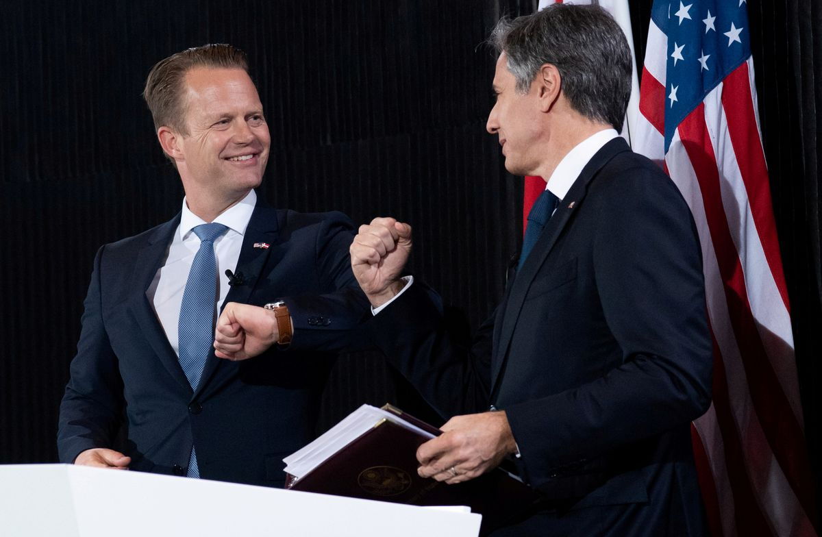 جاسوسی دانمارک برای آمریکا/ هدف: سران اروپا