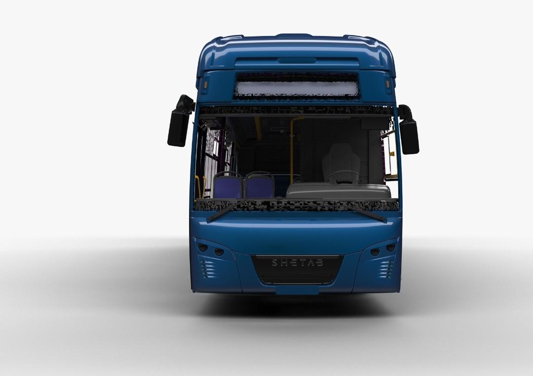 ایران به جمع سازندگان اتوبوس برقی پیوست