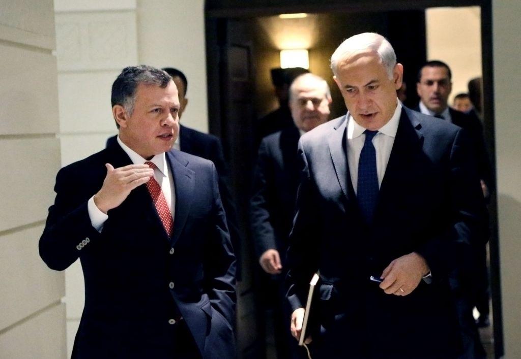 نگرانی اسراییل از نفوذ ایران در اردن و باز شدن جبهه جدید