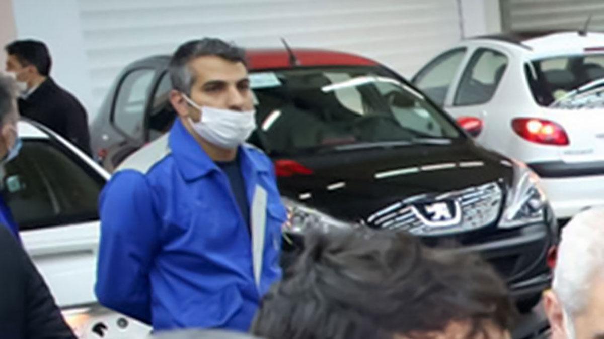 اعلام مشخصات پژو207 دو رنگ از سوی ایران خودرو