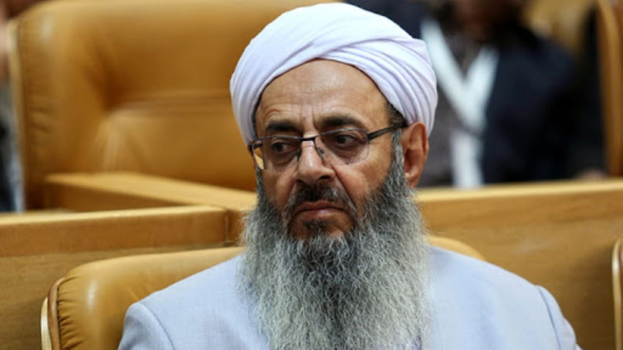 مولوی عبدالحمید از کدام نامزد انتخابات ریاستجمهوری حمایت میکند؟