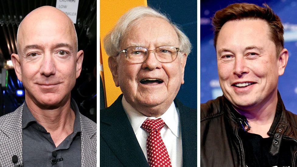ادعای درز جزئیات مالیاتی فوق ثروتمندان در آمریکا