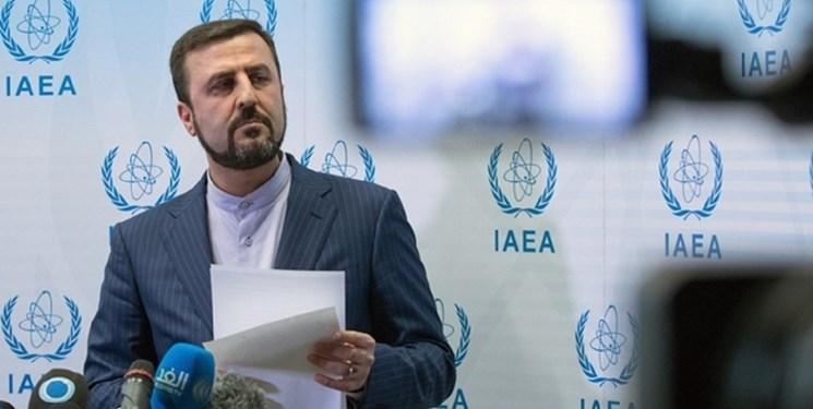 نماینده دائم ایران در آژانس: توپ در زمین آمریکاست و باید تصمیمات سخت سیاسی بگیرند