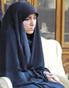 دختر شهید سلیمانی، کاندیدا شد