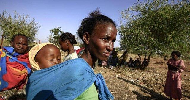 سازمان ملل: ۳۵۰ هزار تن در شمال اتیوپی در قحطی به سر میبرند