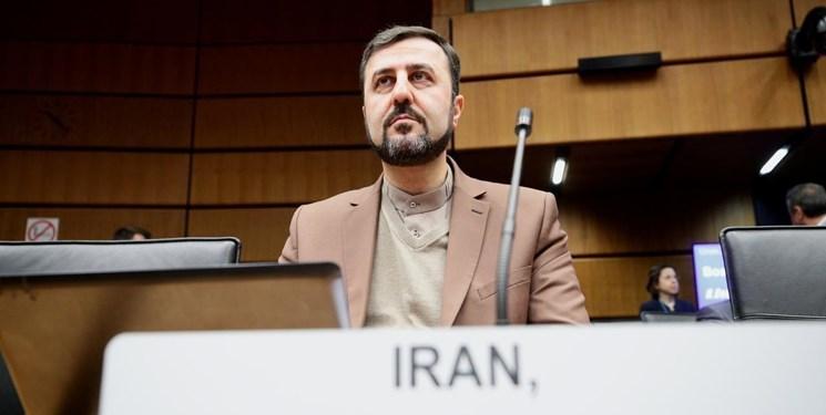 نماینده دائم ایران در وین: ایران قویا علیه هرگونه ماجراجویی از سوی رژیم اسرائیل هشدار میدهد