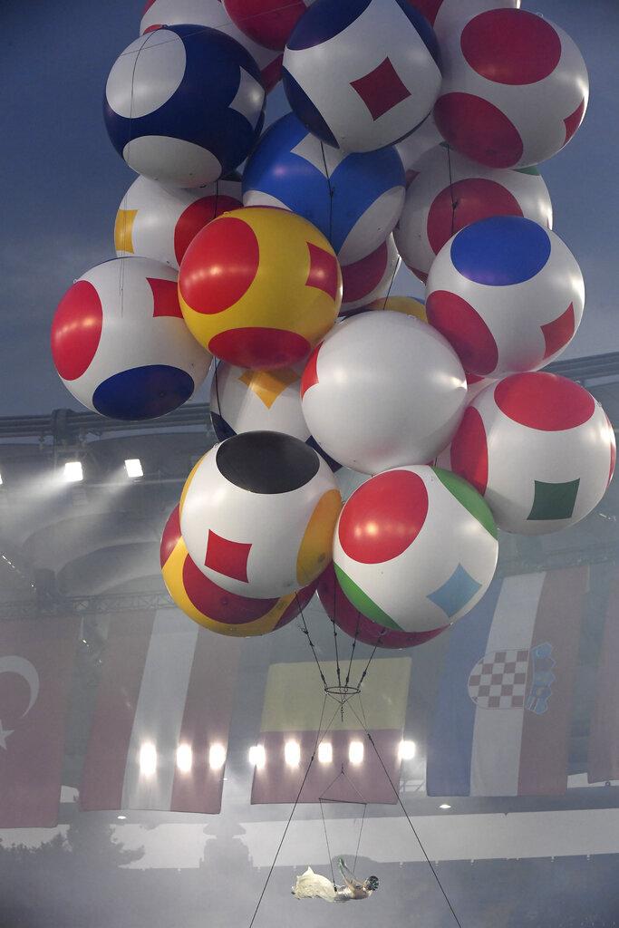 مراسم افتتاحیه 2020