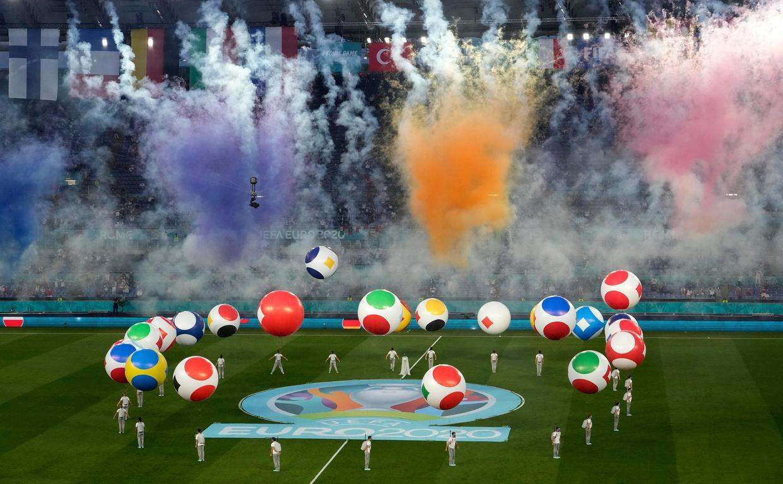 مراسم افتتاحیه بازی های 2020