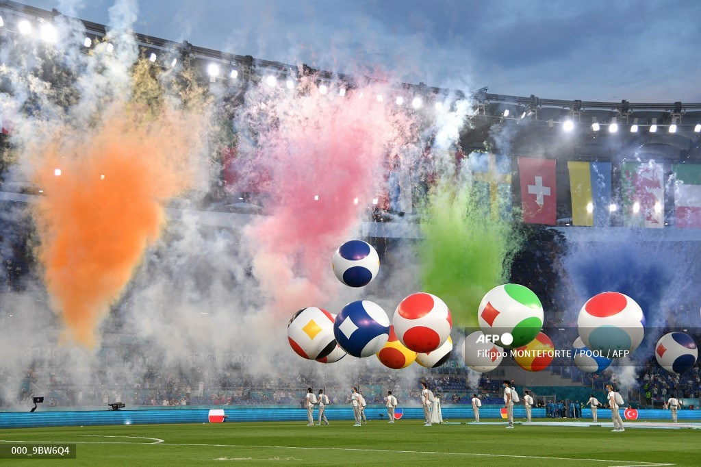 افتتاحیه بازی های ملت های 2020