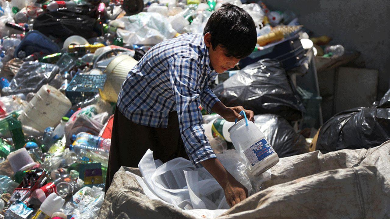 کاسبی زباله گردها کساد می شود؟