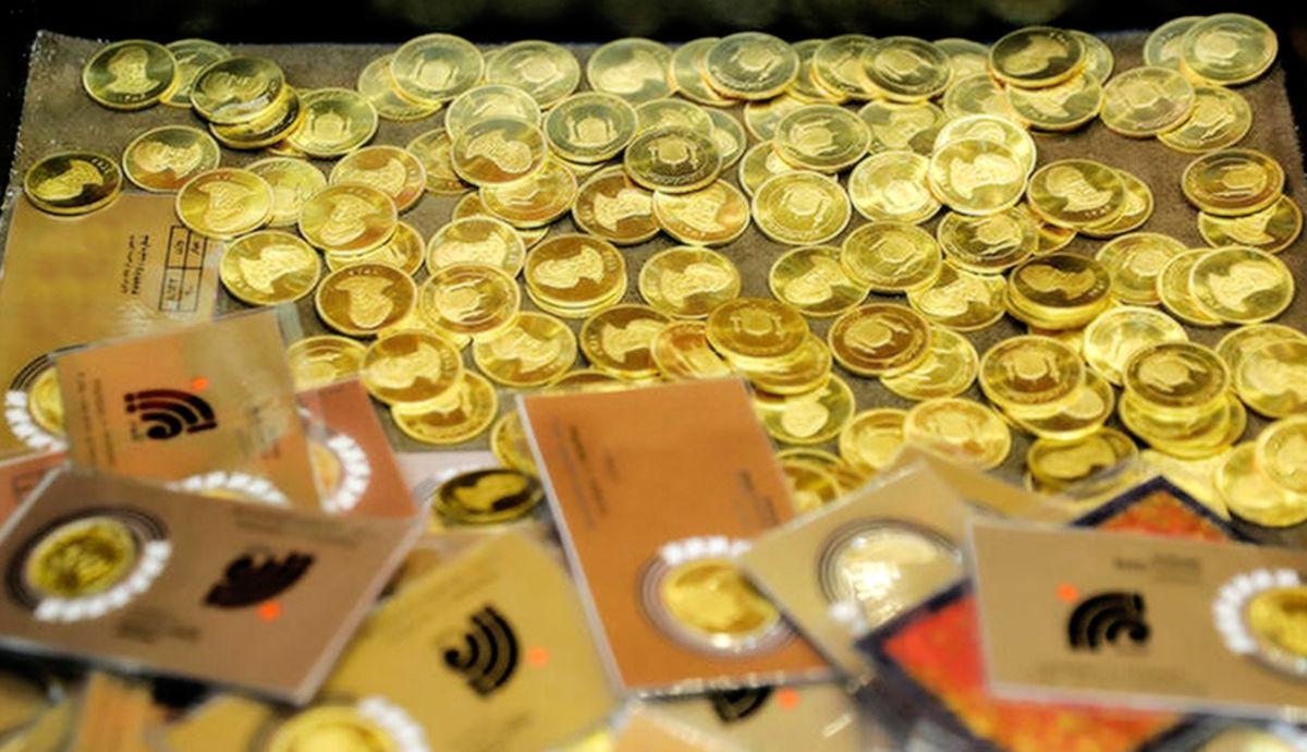 قیمت سکه تمام: 10 میلیون و 650