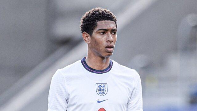 هافبک انگلیس با 17 سال سن جوانترین بازیکن تاریخ یورو شد