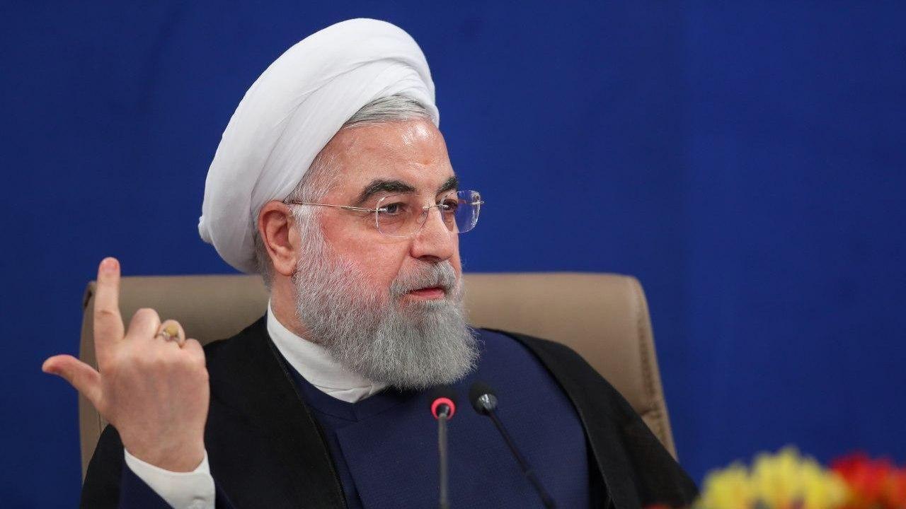 روحانی: قصد تنش و جنگ نداریم/ ارتش آبدیده است