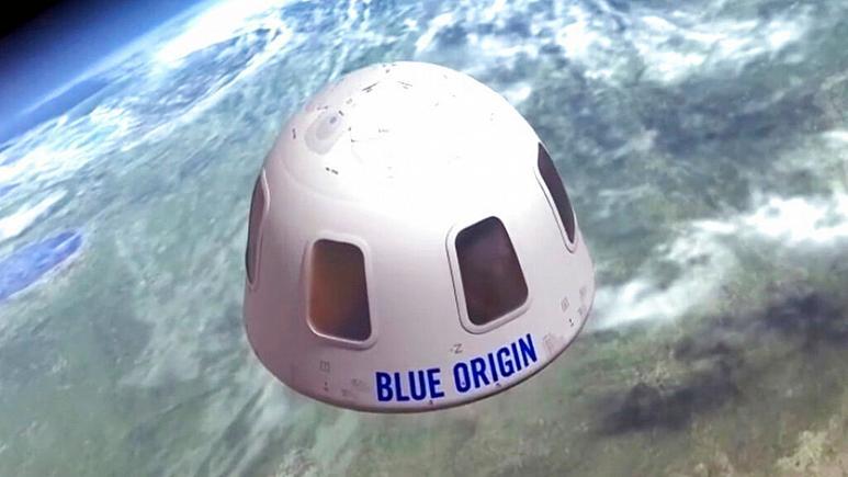 فروش بلیت 28 میلیون دلاری سفر به فضا به همراه بنیانگذار آمازون