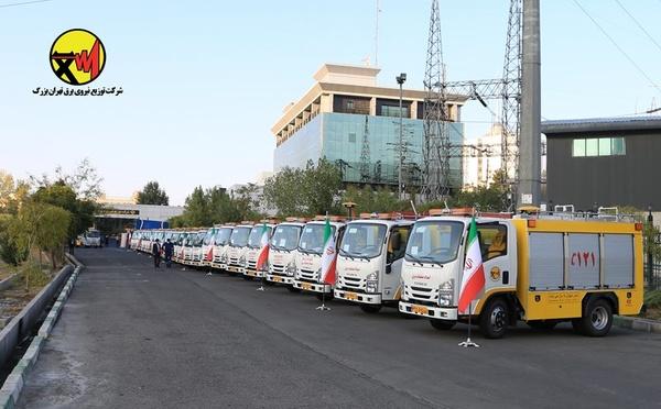 آماده باش کامل توزیع برق تهران برای انتخابات