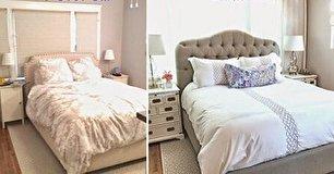 ایده هایی برای بازسازی اتاق خواب