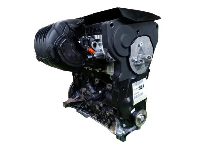 ایران خودرو: تولید روزانه هزار دستگاه موتور TU5 پلاس