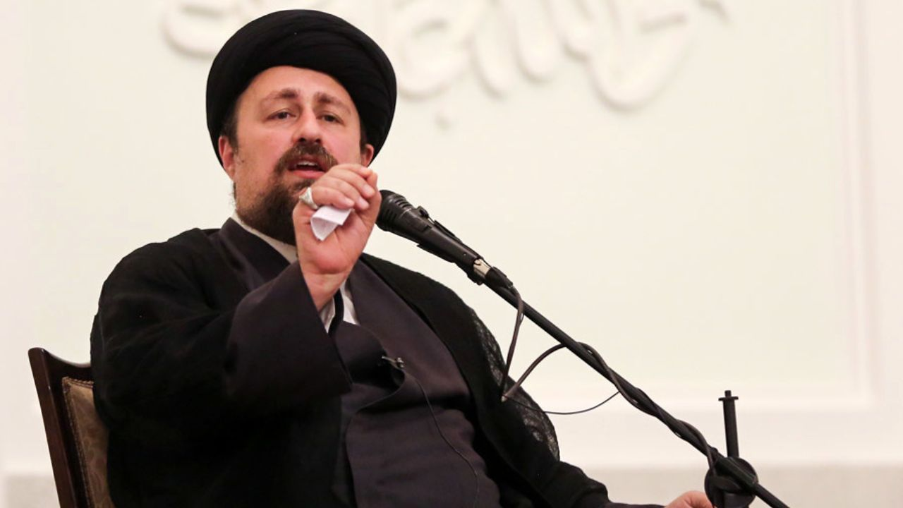سیدحسن خمینی بیانیه داد: «رأی صحیح» راه حفظ جمهوریت است
