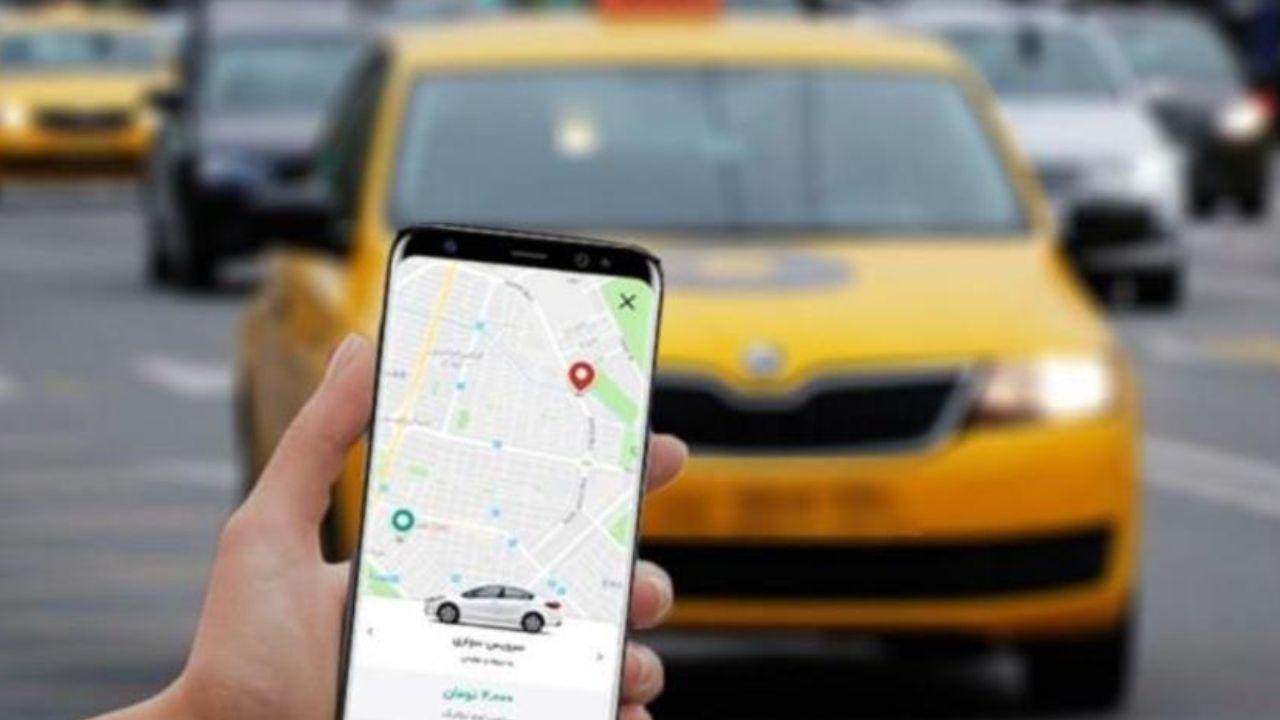 تاکسی های اینترنتی در سال جدید با قیمتها چه کردهاند؟