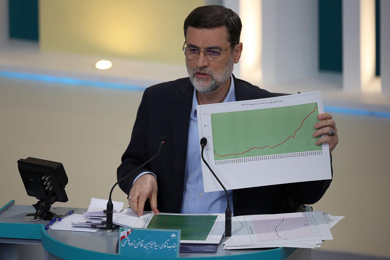 واکنش قاضیزاده هاشمی به بیانیه مجلس: باید ببینم برای کنار رفتن حجت شرعی دارم یا نه