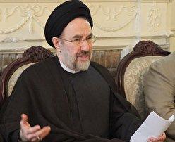 پیام سید محمد خاتمی خطاب به مردم در آستانه 28 خرداد (فیلم)