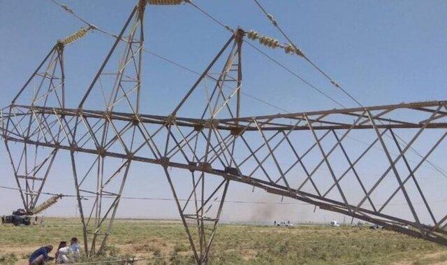 داعش برق دیالی عراق را قطع کرد