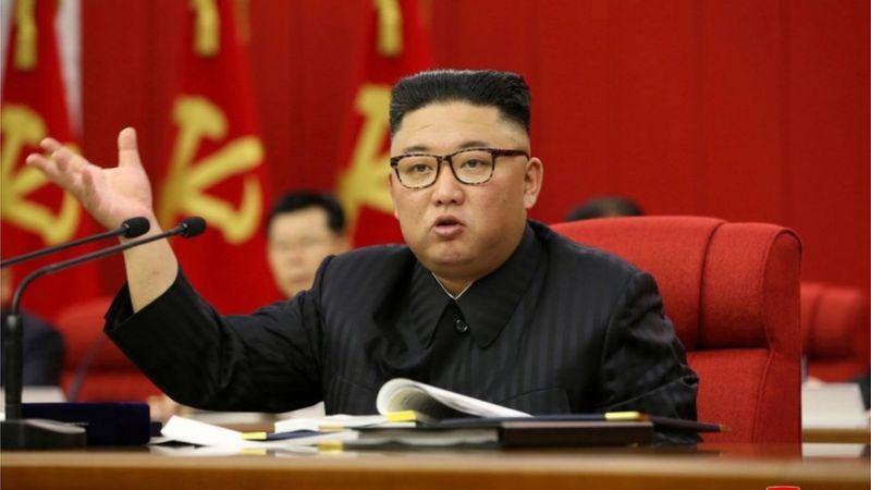 اعتراف رهبر کره شمالی به وضعیت