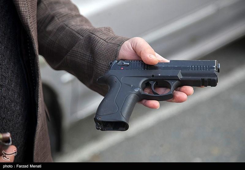 دستگیری سرکرده یک باند قاچاق سلاح