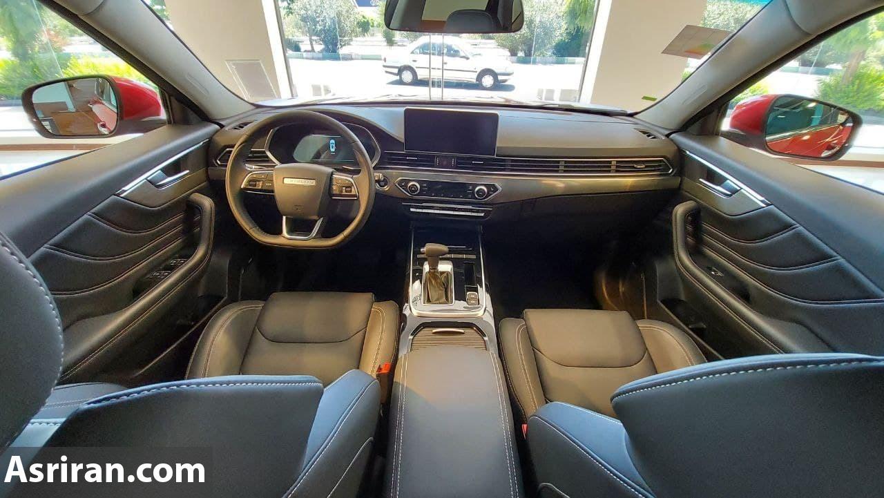 آغاز رسمی فروش خودروی شاسی بلند