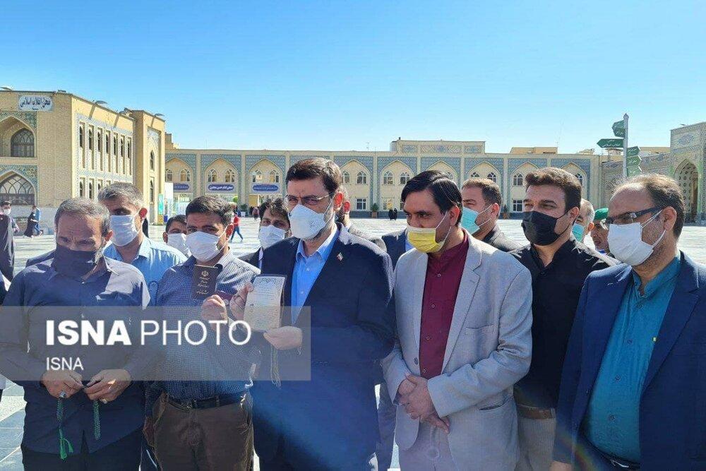 قاضیزاده هاشمی در کدام شهر رای داد؟ + عکس