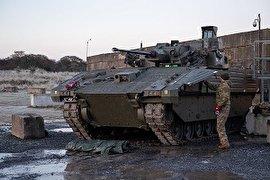 """""""خودرو زرهی"""" جدید ارتش انگلیس سربازان را بیمار می کند! (+عکس)"""