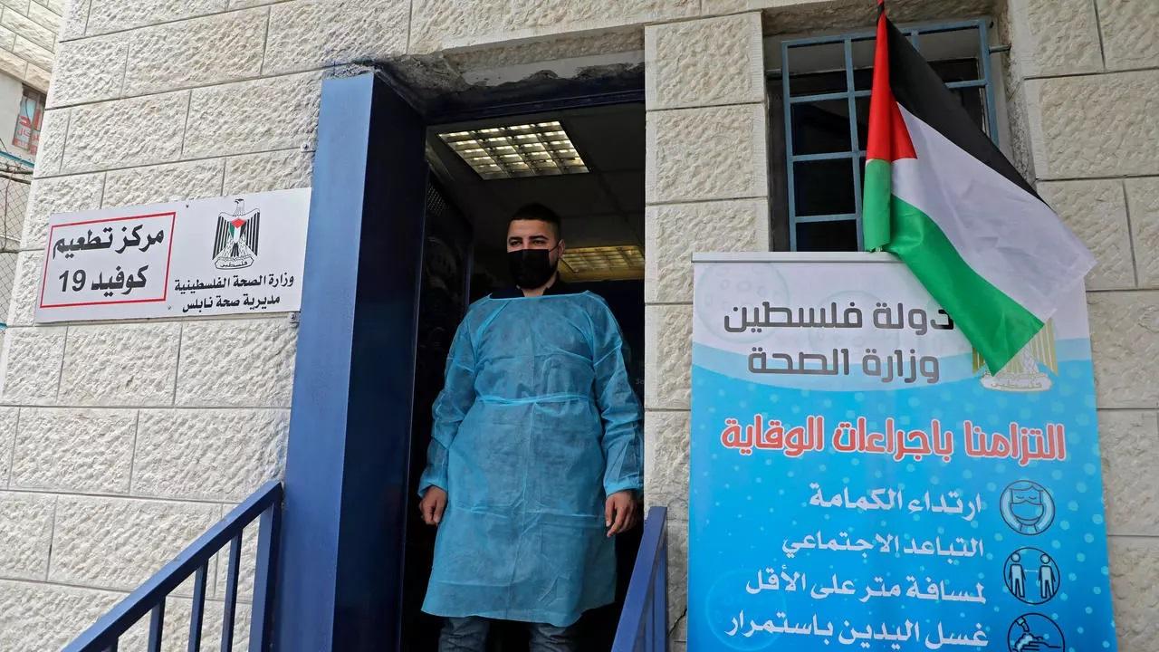 فلسطین، واکسنهای تقریبا منقضی فلسطین را رد کرد